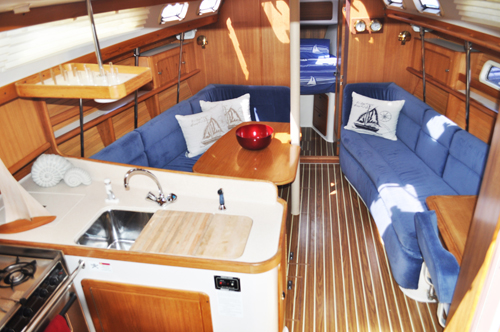 Boat of the Month Catalina 380 Sailing Yacht