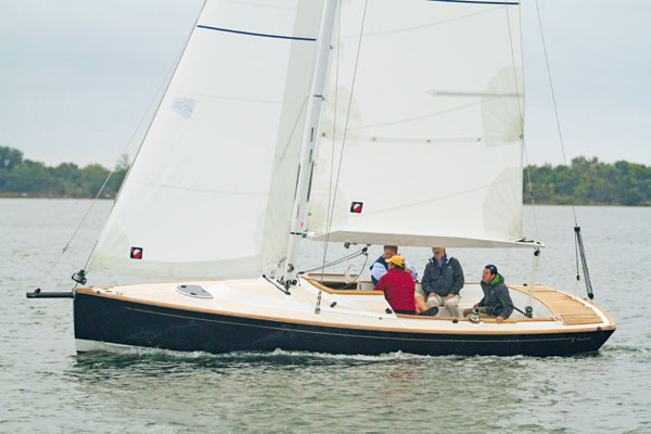 Tartan Fantail Boat of the Year 2013