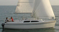 Ausail Marine Group - Catalina Yachts - Catalina 250 Sailing Yacht