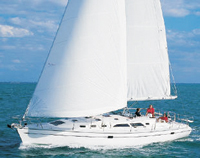 Ausail Marine Group - Catalina Yachts - Catalina 400 Sailing Yacht