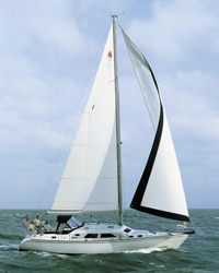 Ausail Marine Group - Catalina Yachts - Catalina Morgan 440 Sailing Yacht