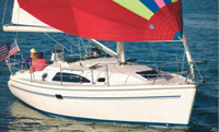 Catalina 309 - Test Review / Boat Review