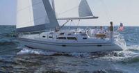 Catalina 350 - Boat Review / Test Sail